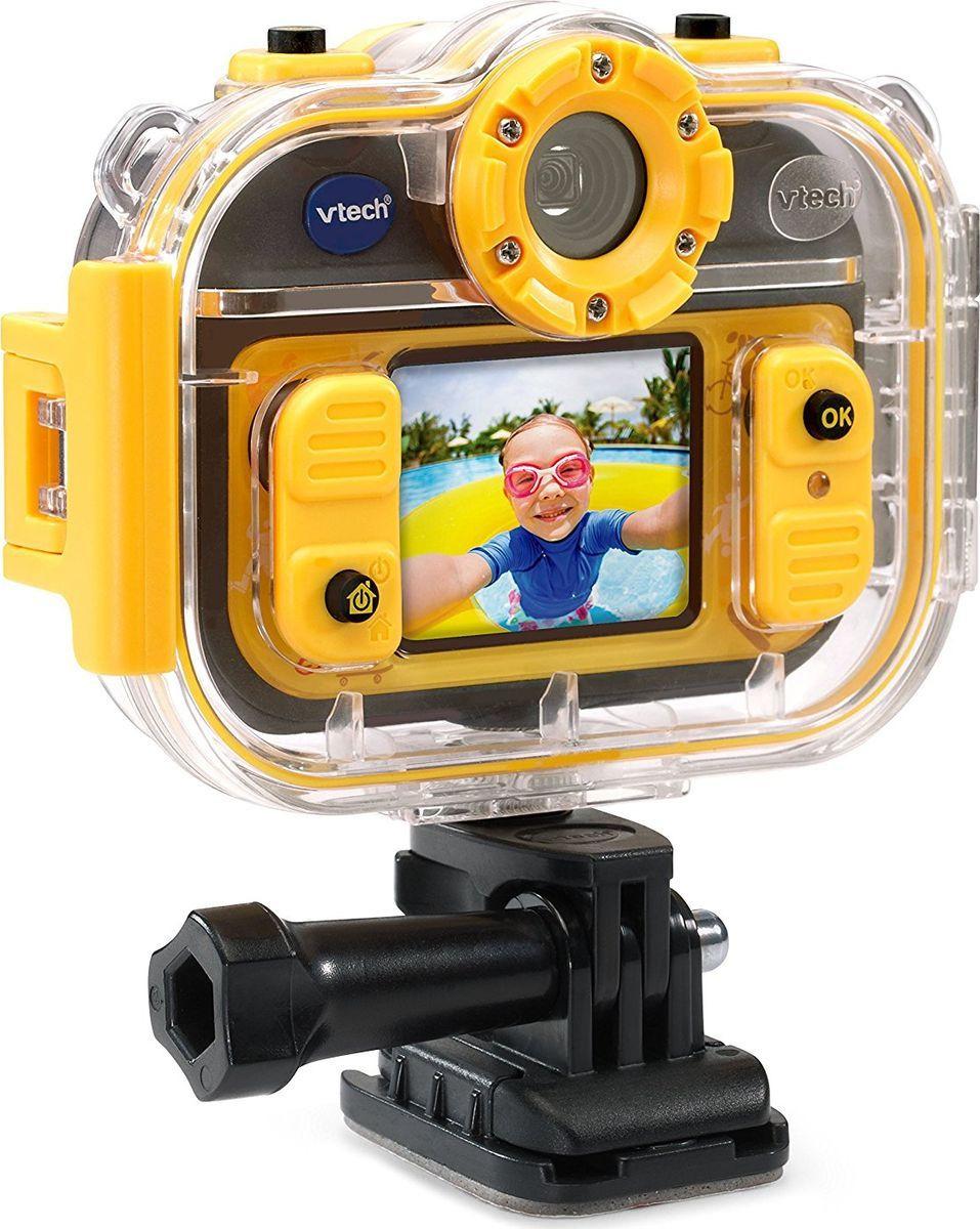 Фото - Интерактивная игрушка Vtech Цифровая камера: Action Cam 180, 80-507003 видео