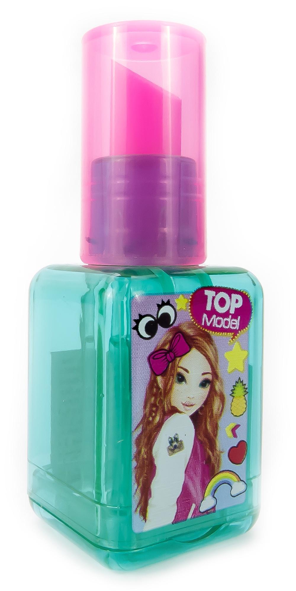 Точилка Depesche TOPModel, 10009871, розовый набор письменных принадлежностей depesche topmodel макияж liv 045675 005675