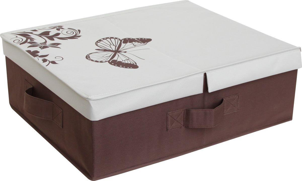 Ящик для хранения Hausmann, 4F-102B, 43 x 54 x 18 см