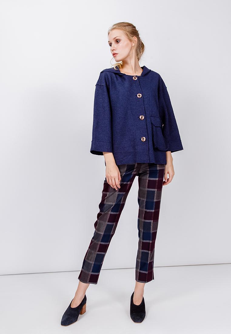 Фото - Брюки МадаМ Т брюки женские мадам т бенуя цвет синий шо4321 12 размер 50