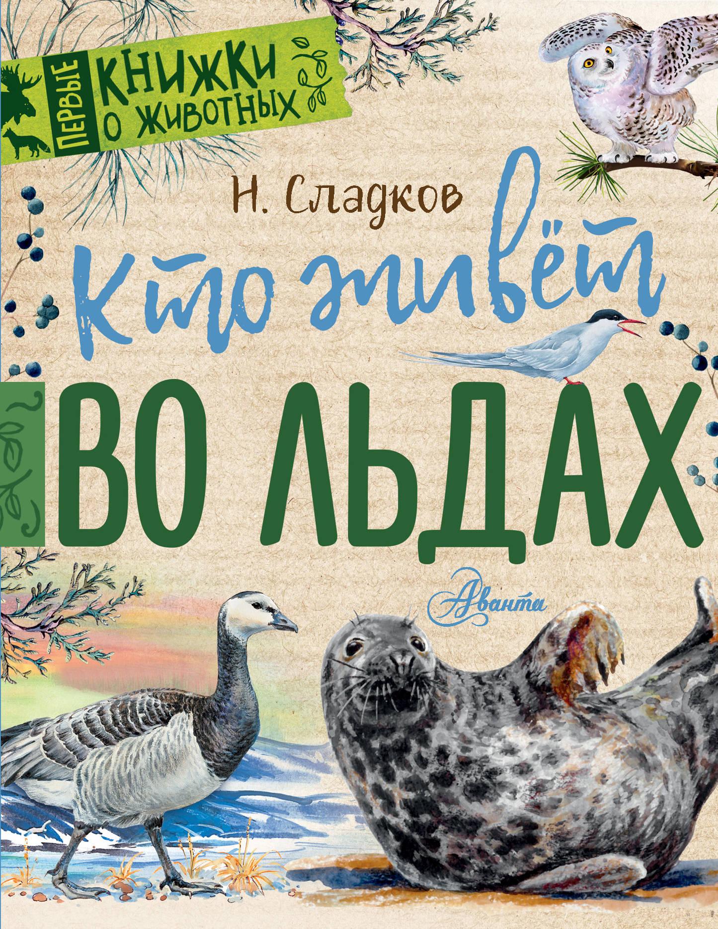 Н. И. Сладков Кто живёт во льдах а н хайлов михаил пришвин творческий путь