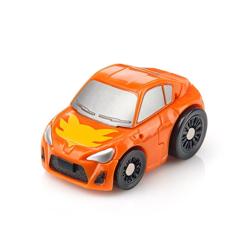 Мини-трансформер FindusToys Спортивная машина FD-10-054, оранжевый военные игрушки для детей did y26 36 ss067 fbi hrt