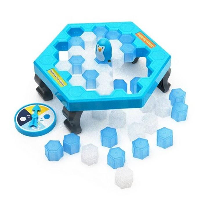Игра настольная FindusToys Не урони пингвина, FD-18-040 игра настольная findustoys не урони пингвина fd 18 040