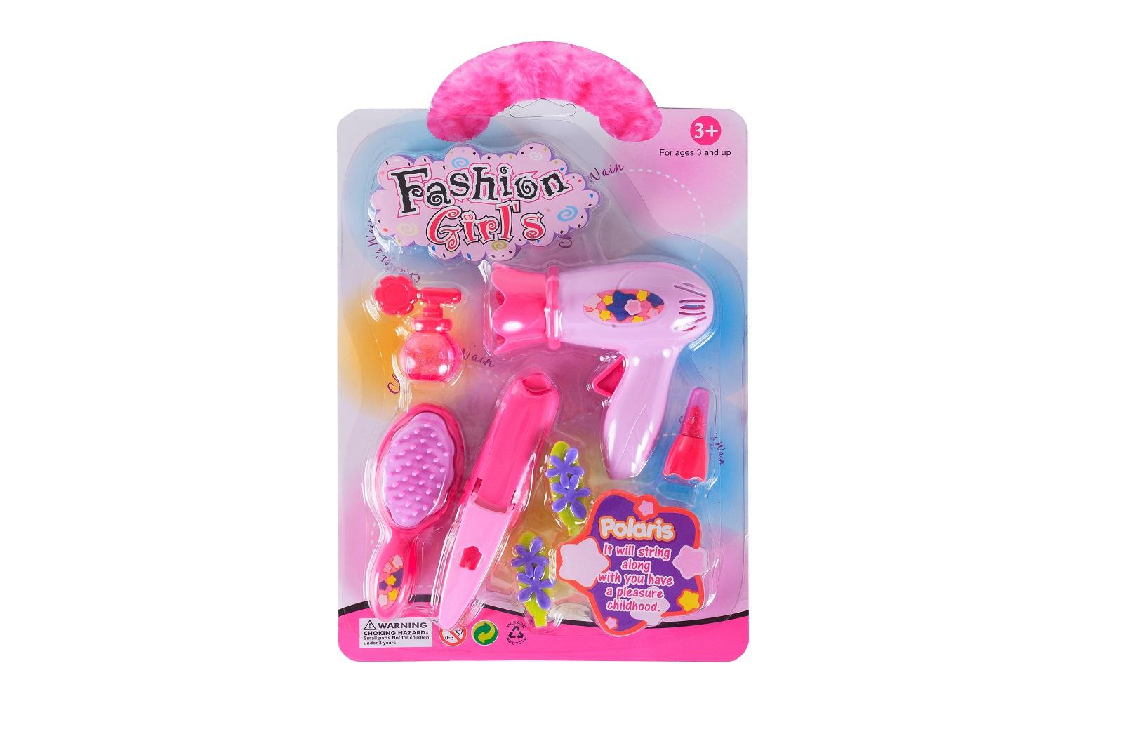 Сюжетно-ролевая игра S+S Toys Модница, 100781571 игровые фигурки s s toys набор насекомые 4 шт 7 см
