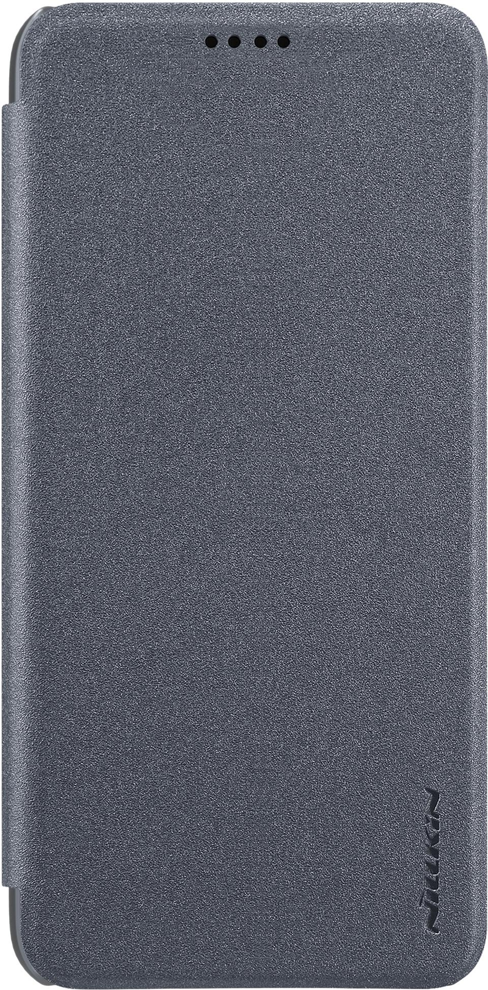 Чехол-книжка Nillkin Sparkle для Honor 10, 6902048157521, черный цена