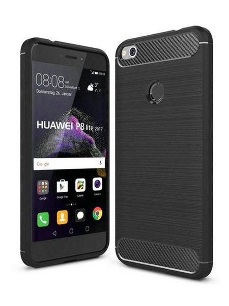 """Чехол для сотового телефона UVOO Силиконовый чехол """"Carbon Design"""" для Huawei Honor 8 Lite"""