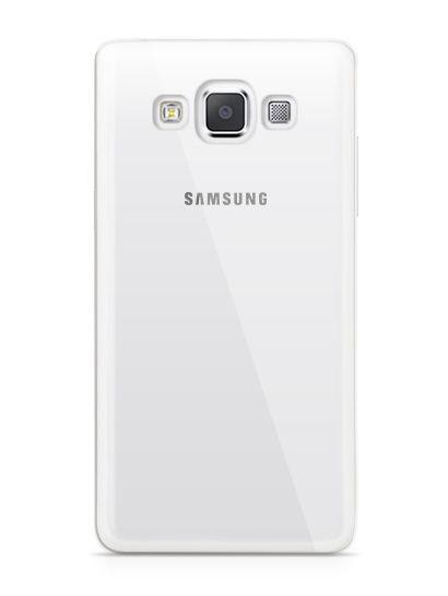 Чехол для сотового телефона With love. Moscow Силиконовый чехол для Samsung Galaxy A3 (2015)
