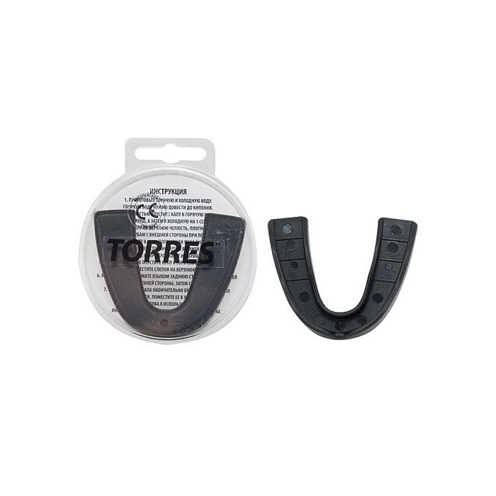 Капа Torres, PRL1021BK, черный цена