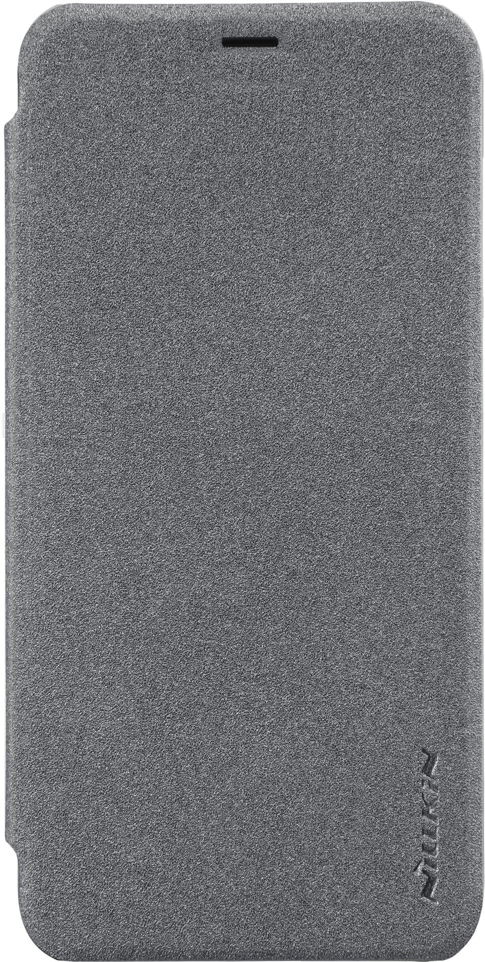 Чехол-книжка Nillkin Sparkle для P Smart, 6902048152373, черный цена