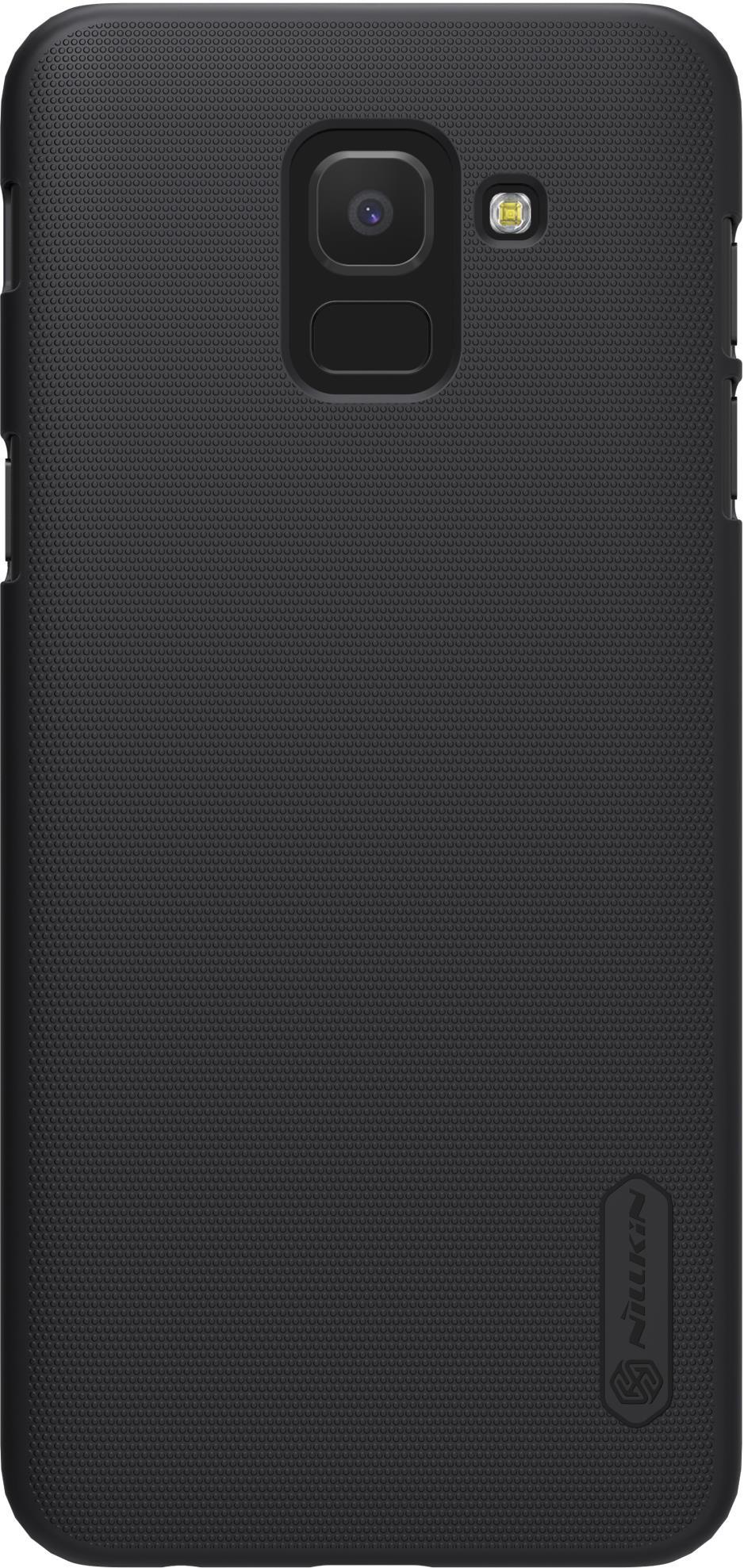 Накладка Nillkin Super Frosted для Galaxy J6, 6902048159365, черный