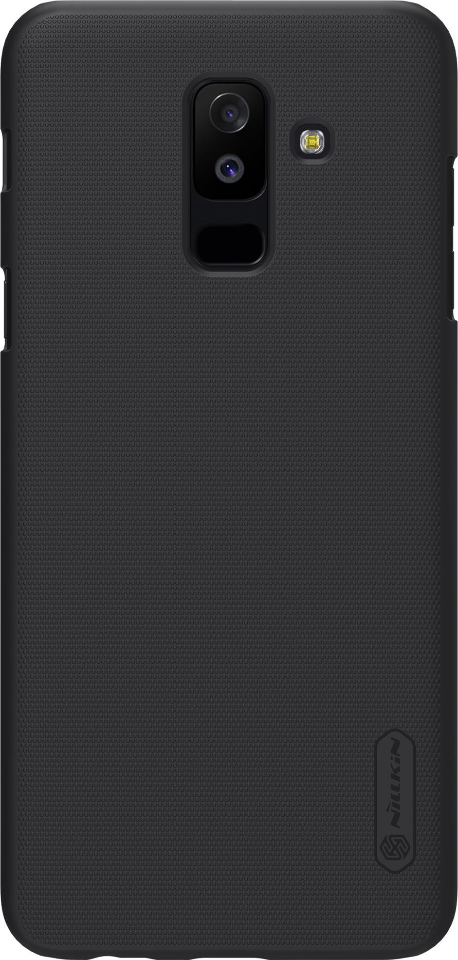 Накладка Nillkin Super Frosted для Galaxy A6+, 6902048157835, черный