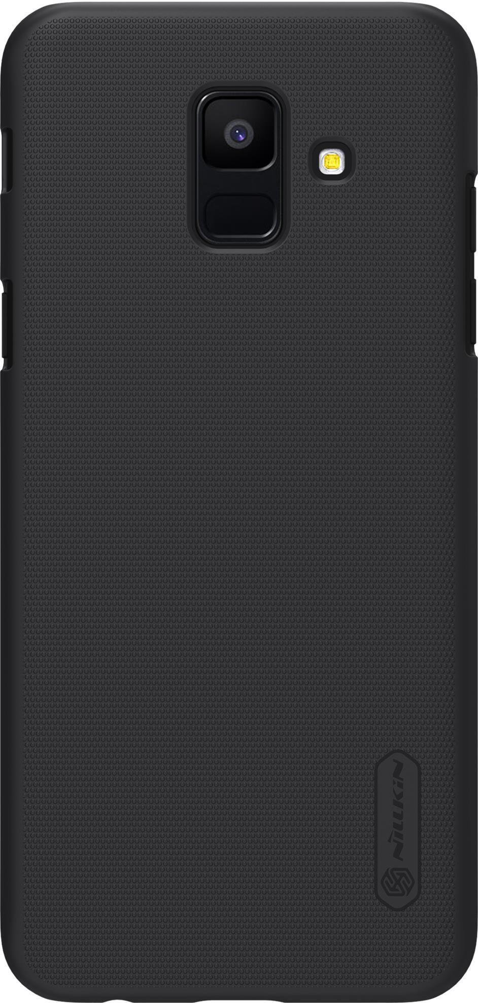 Накладка Nillkin Super Frosted для Galaxy A6, 6902048157798, черный