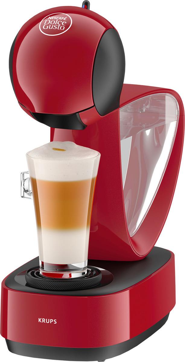 Капсульная кофемашина Krups Infinissima KP170510 цены