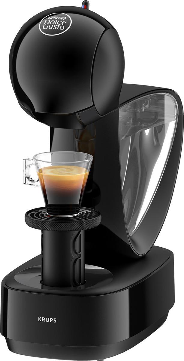 Капсульная кофемашина Krups Infinissima KP170810 цены