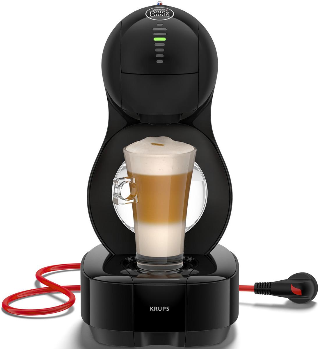 Капсульная кофемашина Krups Lumio KP130810 цены