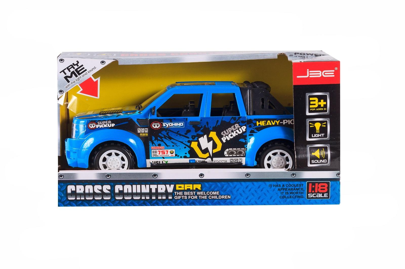 цена на Машинка S+S Racing, 100993709, синий