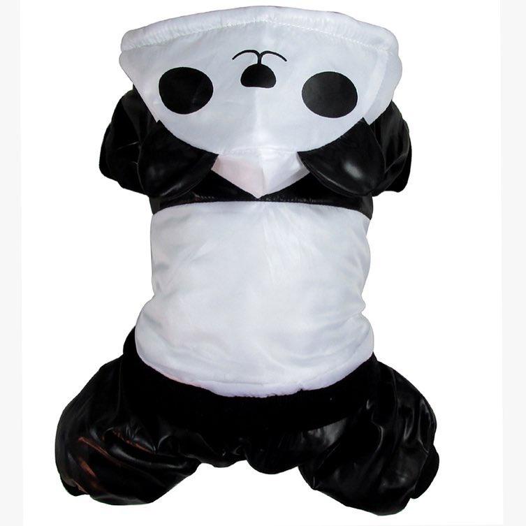 """Комбинезон для собак """"Панда"""" водонепроницаемый, унисекс, размер М"""