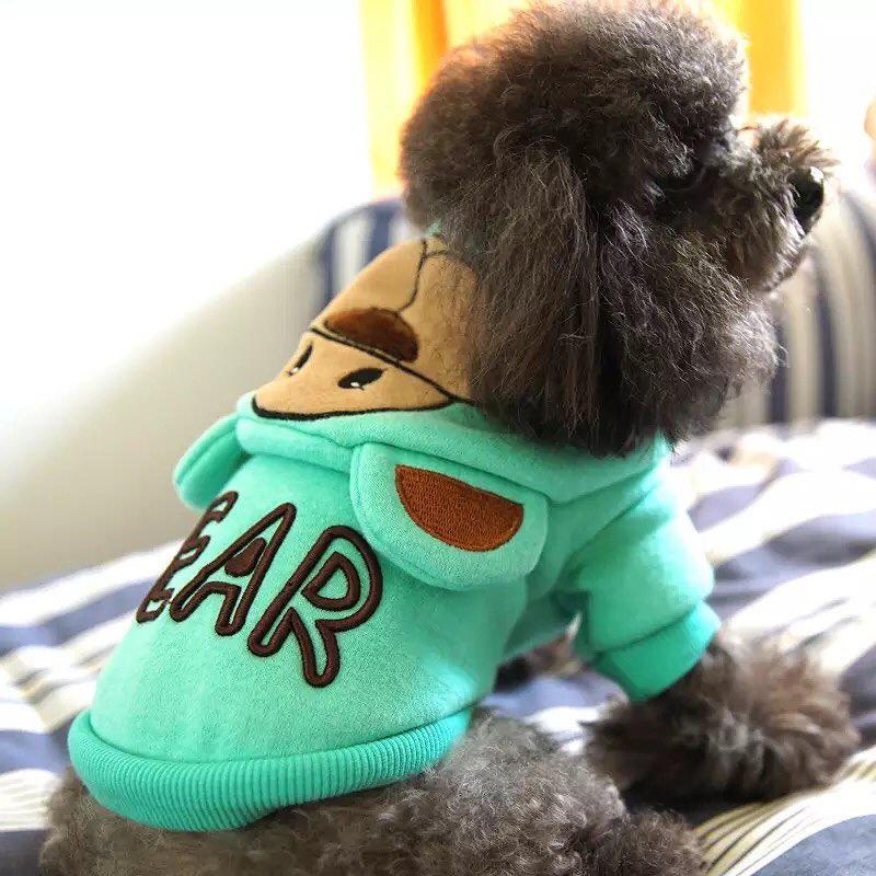 Одежда для собак Arnydog Толстовка Bear голубая