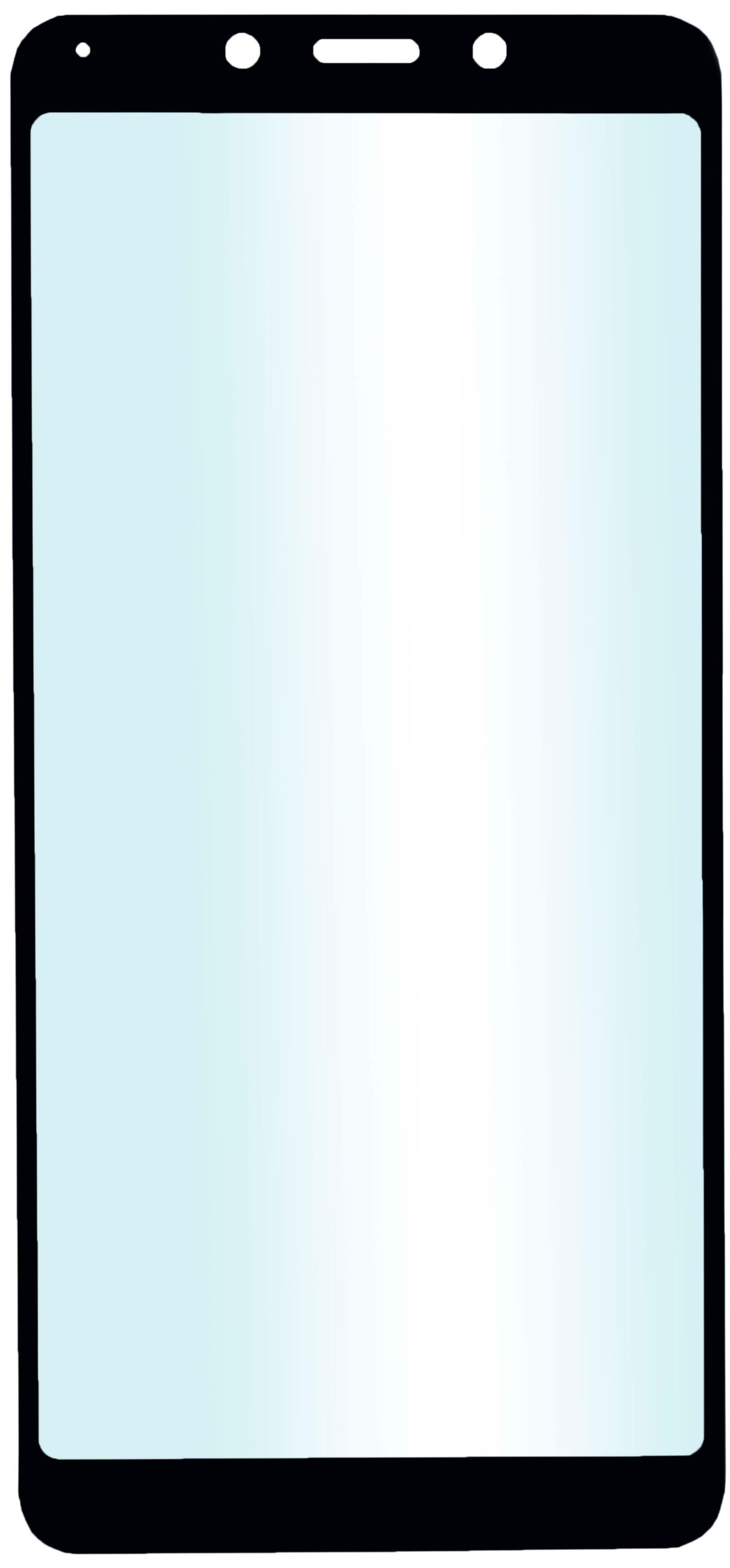 Защитное стекло skinBOX 1 side full screen, 4660041405446, черный защитное стекло skinbox full screen 4630042522817 черный