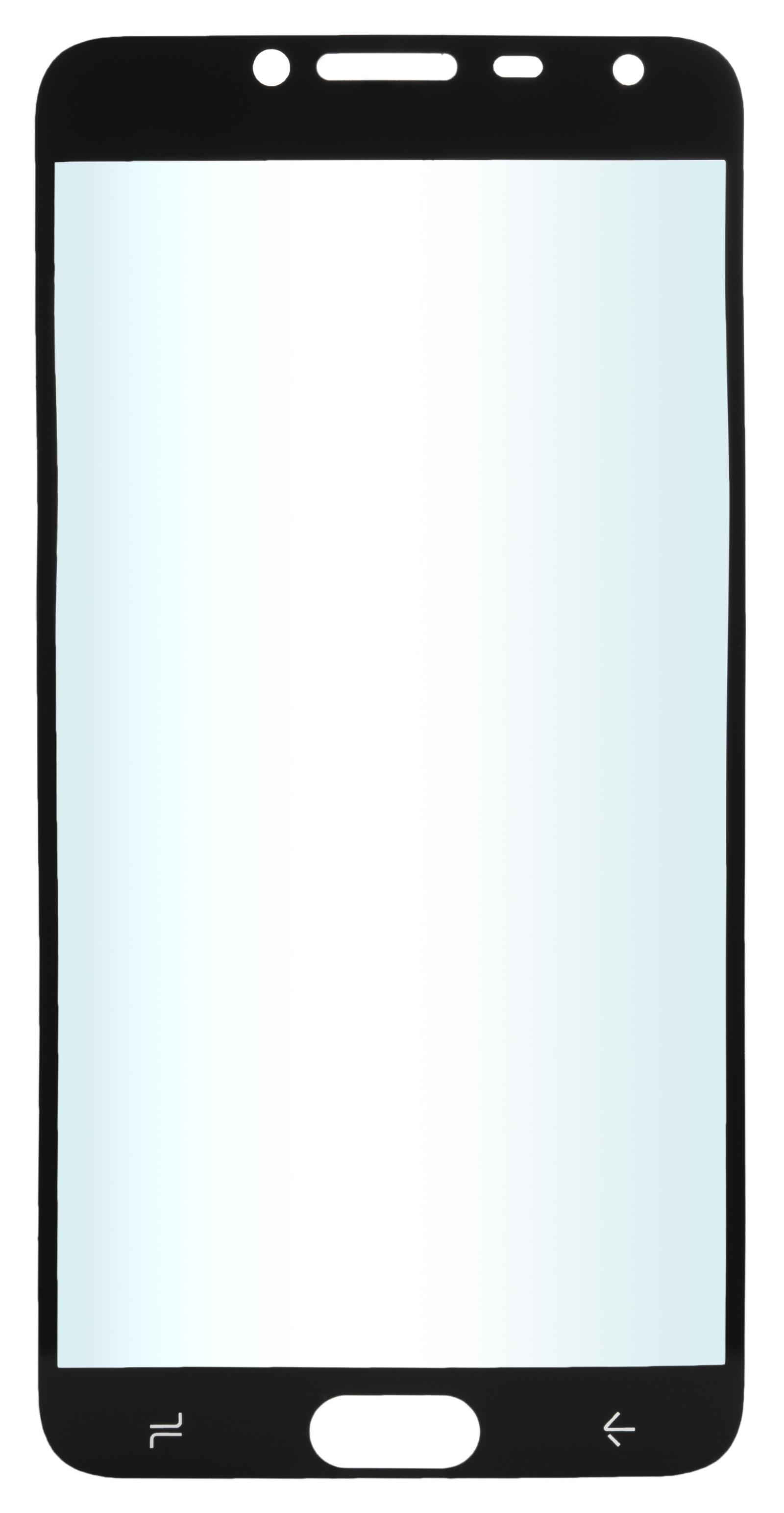 Защитное стекло skinBOX, для Samsung Galaxy J6, 4660041405408, черный защитное стекло skinbox для samsung galaxy j4 4660041405392 черный