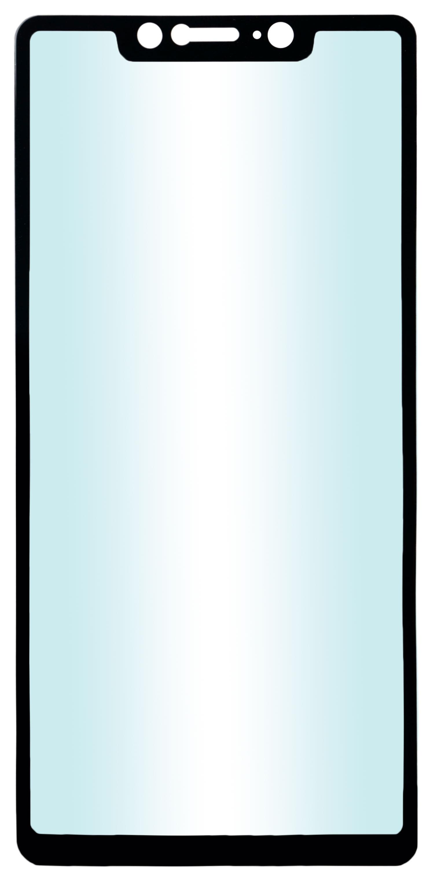 Защитное стекло skinBOX 1 side full screen, 4660041405484, черный защитное стекло skinbox full screen 4630042522817 черный