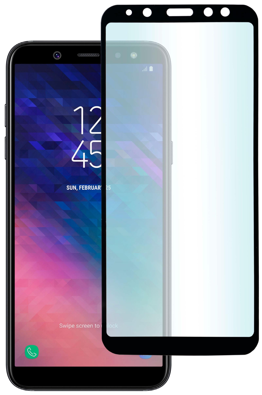 Защитное стекло skinBOX 1 side full screen, 4660041405415, черный защитное стекло skinbox для samsung galaxy j4 4660041405392 черный