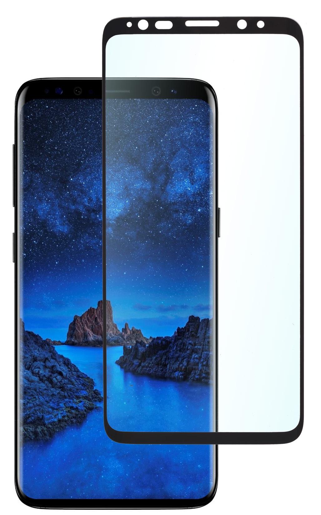 Защитное стекло skinBOX 3D full glue, 4660041406443 аксессуар защитное стекло для samsung galaxy s8 media gadget 3d full cover glass full glue black frame mg3dgsgs8fgbk