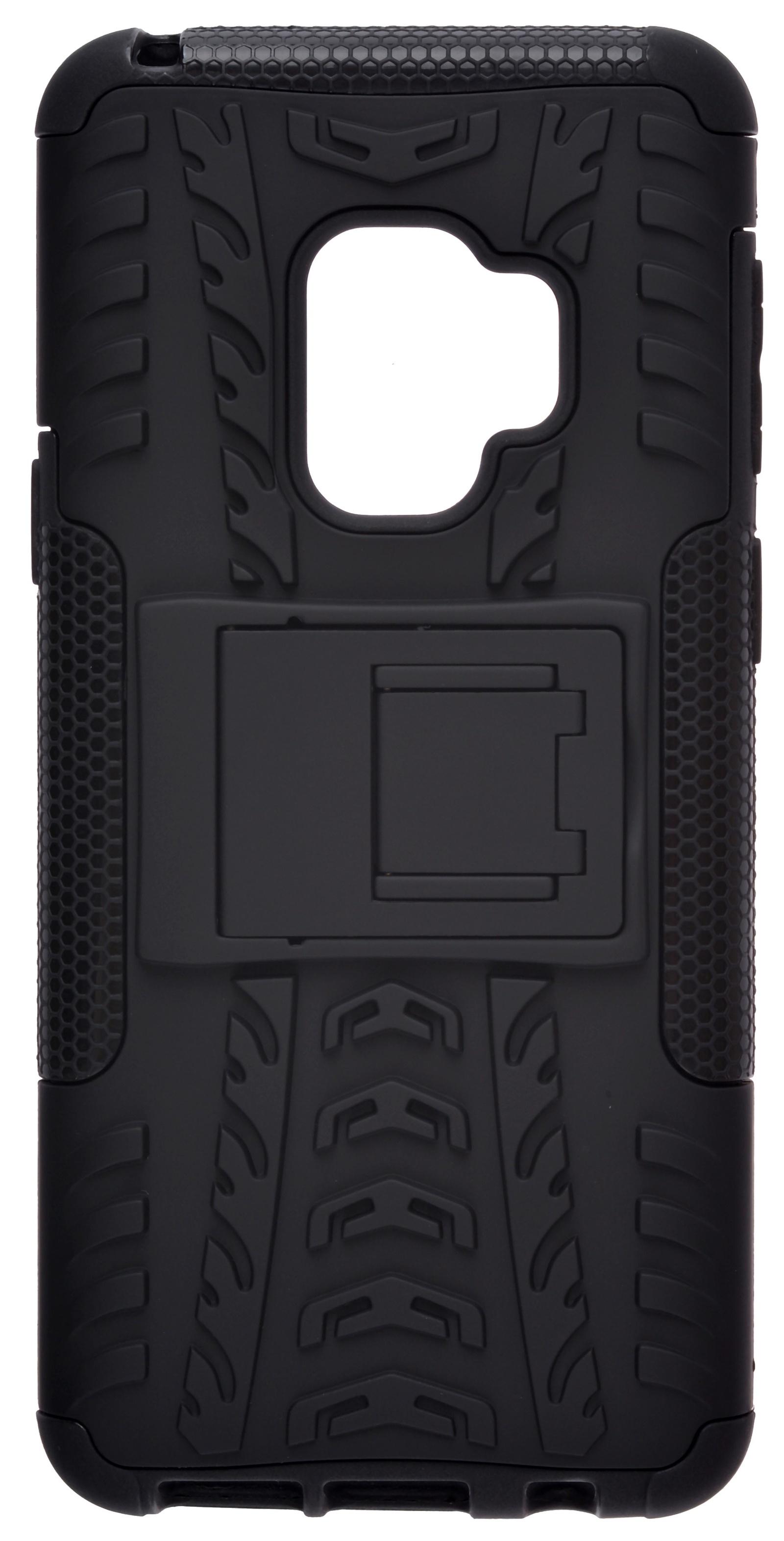 Накладка Skinbox Defender для Samsung Galaxy S9, 4630042520653, черный