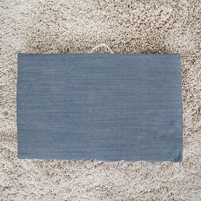 Матрас Котопес Канвас, CD111/GY, серый, 70х45х6 см