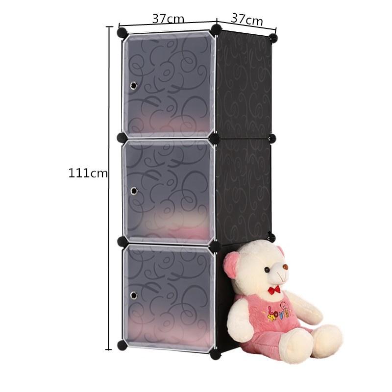 Шкаф для одежды COSTWAY HW50193