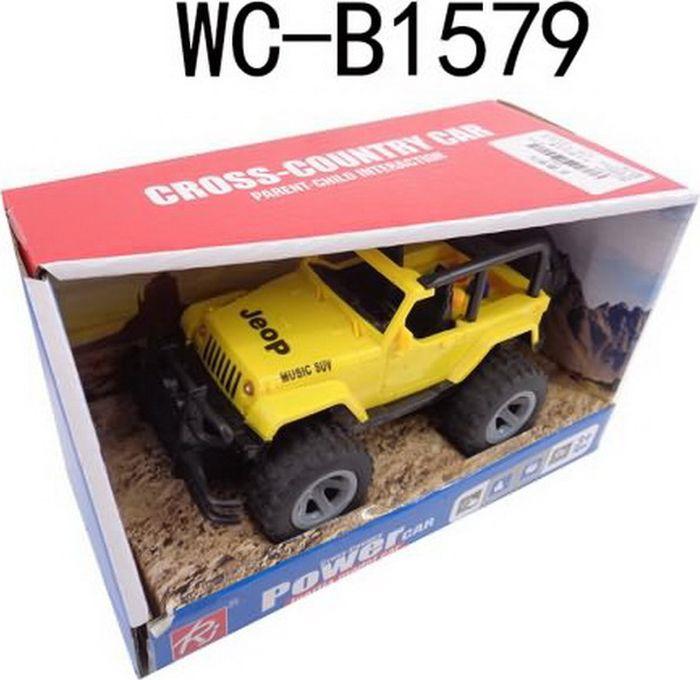 цена на Джип Junfa Toys, со звуковыми и световыми эффектами, R6686A