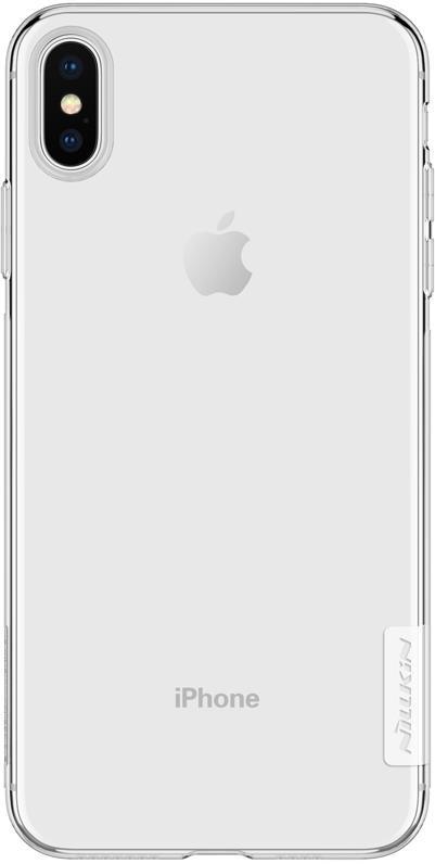 Накладка Nillkin TPU для iPhone XS Max, 6902048163331, белый все цены
