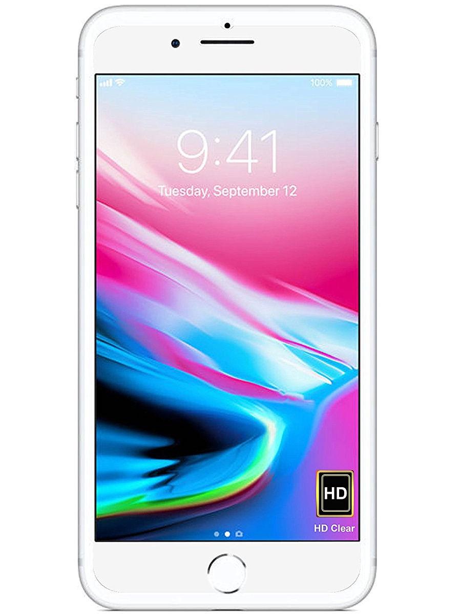 Защитное стекло UVOO 2D для Apple iPhone 6 Plus/6S Plus, прозрачный