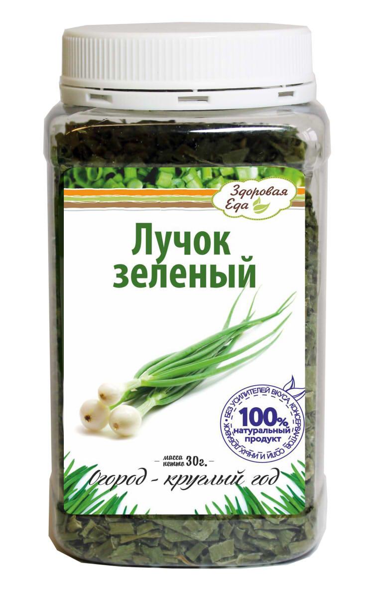 """Приправа Здоровая Еда """"Зелень лука сушеного"""", 30 г"""