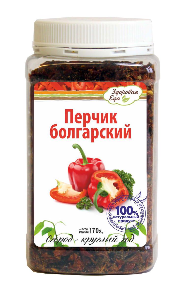 """Приправа Здоровая Еда """"Паприка сушеная красная"""", 170 г"""