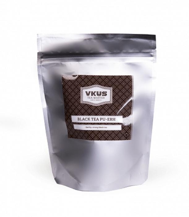 Черный чай Vkus tea master Пуэр, в пирамидках, 20 шт чай пуэр puer tea 50