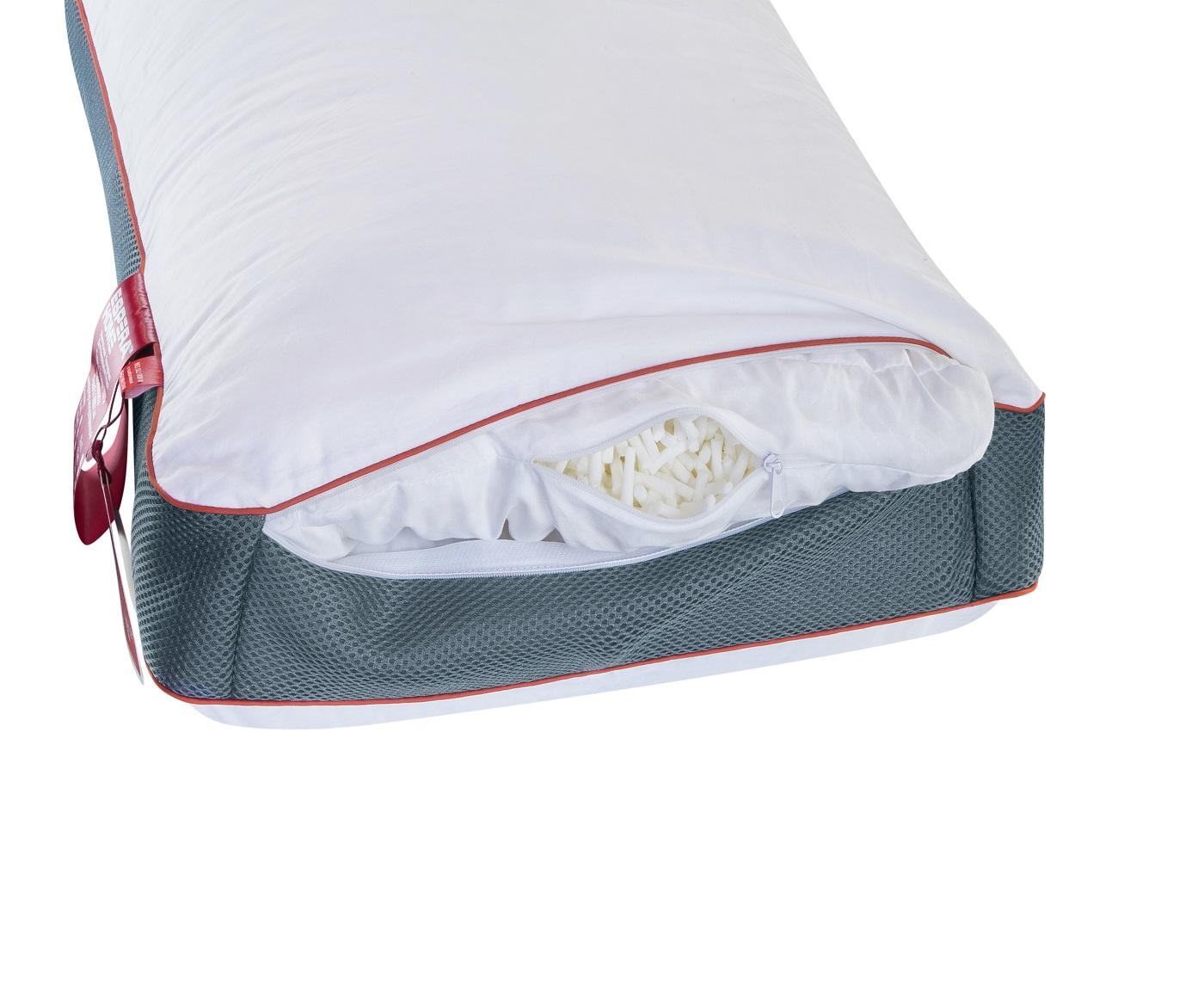 Подушка Espera ESPERALDA-reLATEX, ЕС-9152, белый, 65*65 см