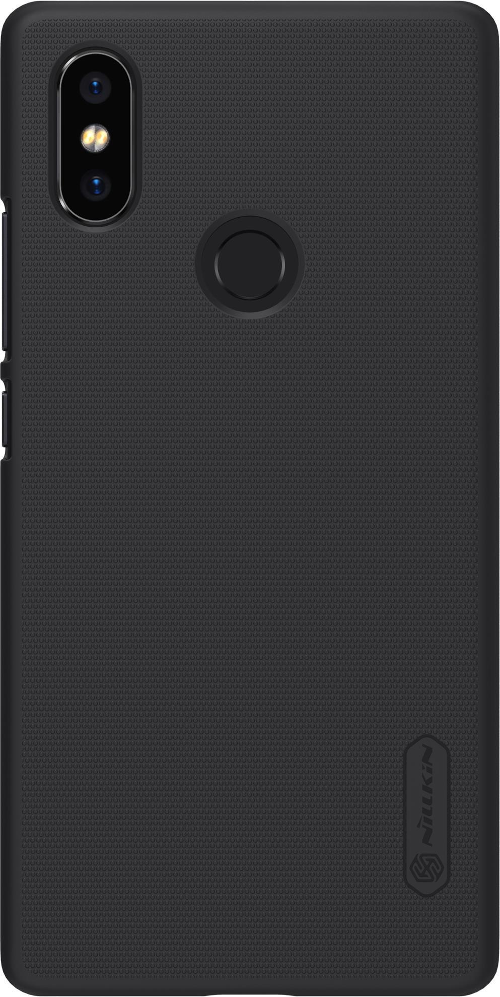 Накладка Nillkin Super Frosted для Xiaomi Mi 8 SE, 6902048159778, черный