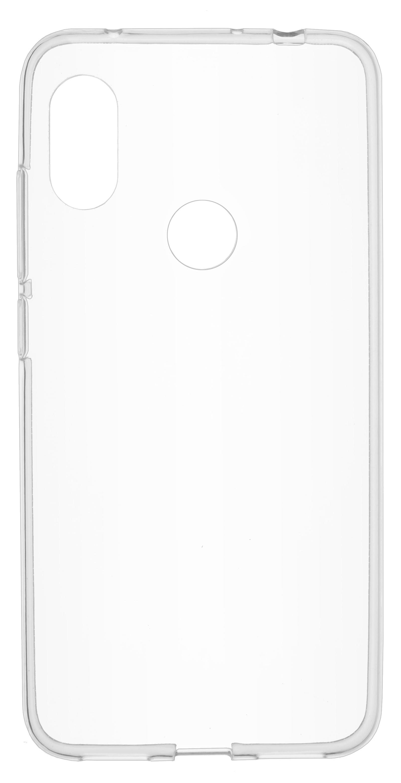Накладка Skinbox Slim Silicone для Redmi Note 6 Pro, 4630042521070, прозрачный цена