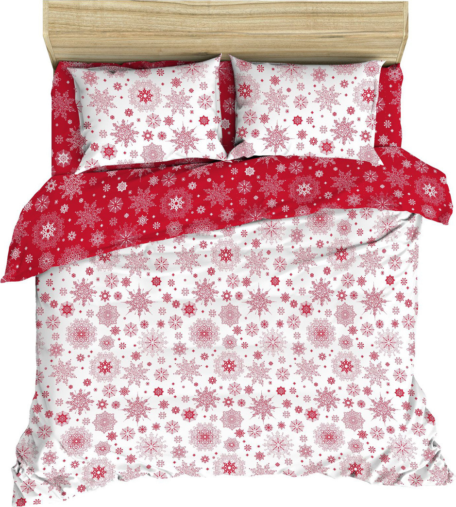 Комплект постельного белья Василиса, 187347, 2-х спальный, наволочки 70x70, красный комплект постельного белья василиса 185625 2 х спальный наволочки 70x70 голубой
