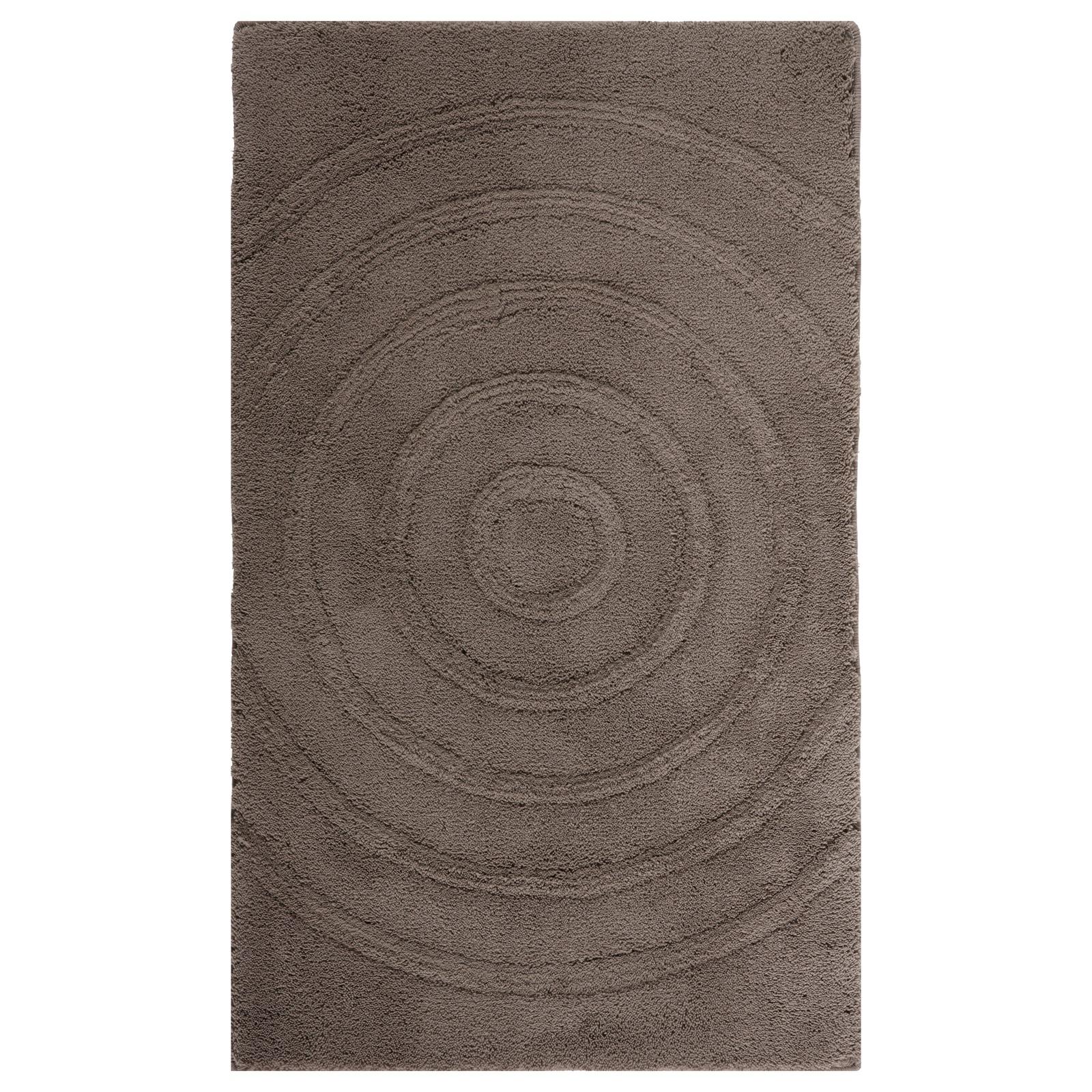 Коврик для ванной Aquanova Arno, ARNBMM-05, серо-коричневый, 60x100 см