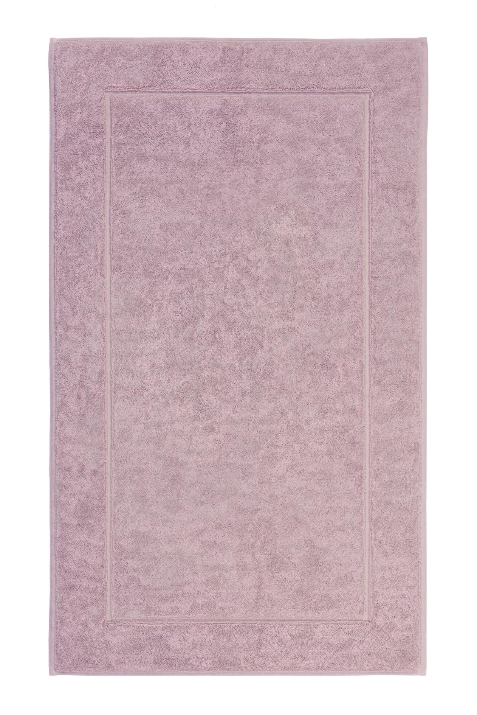 Коврик для ванной Aquanova London, LONBMM-87, 60 x 100 см, розовый
