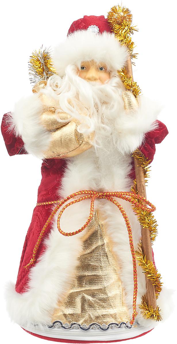 """Новогодний сувенир для подарков Русские подарки """"Дед Мороз"""", 41 см. 175475"""