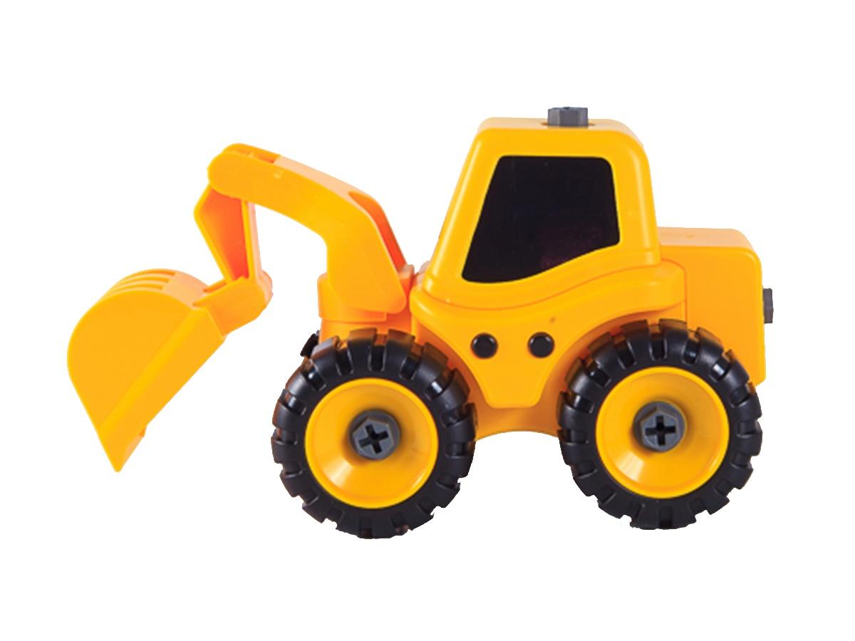 Машинка-игрушка S+S Спецтехника, 200125934