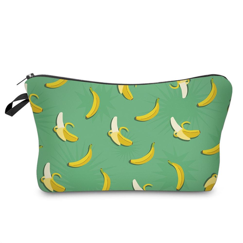 Косметичка Homsu Bananas, PF-K-26, 20х14х4 см