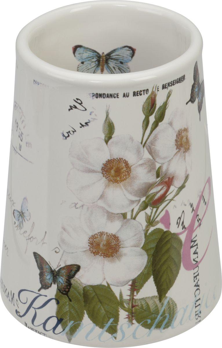 Стакан для зубной пасты Creative Bath Botanical Dairy, BTL11MULT, 200 мл мыльница creative bath botanical dairy btl56mult