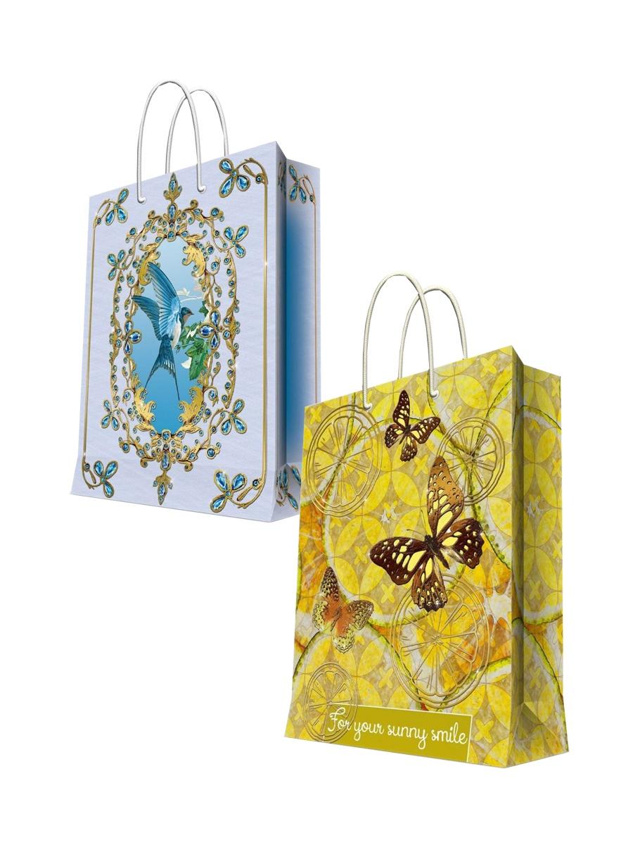 Набор подарочных пакетов Proffi, PH9921, 2 штPH9921Набор подарочных пакетов с различными сюжетами и яркими и красочными изображениями! Выполнены все пакеты из набора из высококачественной плотной бумаги. Одним из популярных видов бумажных пакетов в настоящее время считаются пакеты из ламинированной бумаги. Они прочные, практичные и отличаются внешним ярким видом. Подарок, преподнесенный в оригинальной упаковке, всегда будет запоминающимся и эффектным.