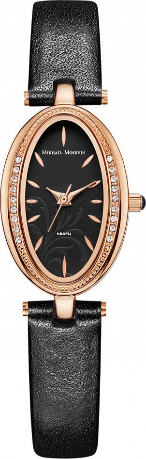 Часы наручные женские Mikhail Moskvin, 1257A8L4-1, золотистый все цены