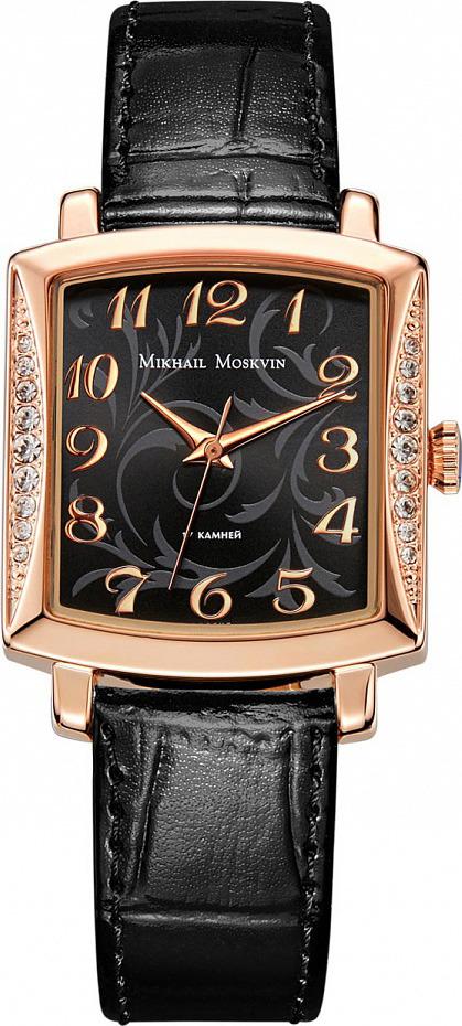 Часы наручные женские Mikhail Moskvin, 568-8-4, золотистый все цены