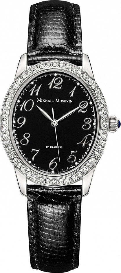 Часы Mikhail Moskvin женские серебристый все цены